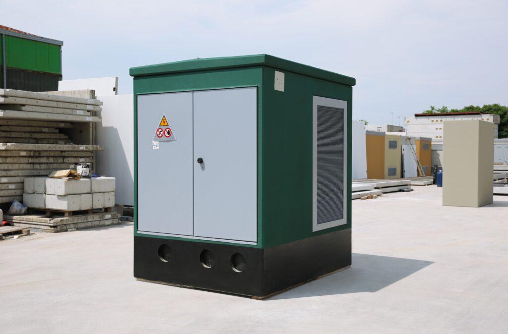 Cabine elettriche Enel Dg 10200 Ed 1