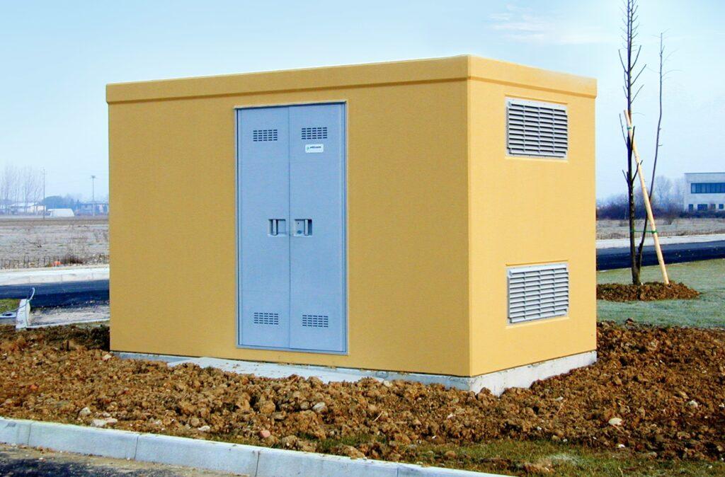 Cabine elettriche Enel DG 2061 Ed. 6