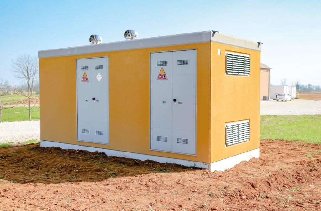 Cabine elettriche ENEL BOX DG 2061 Ed. 8
