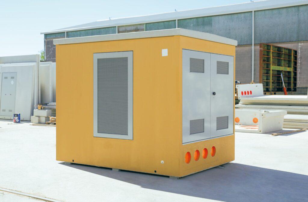 cabine elettriche ENEL Minibox DG2081 Ed. 5
