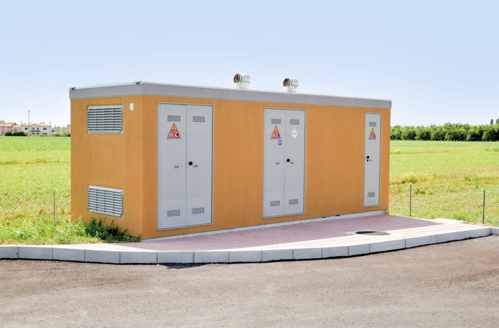 Cabine elettriche Enel DG-2092 Ed. 3