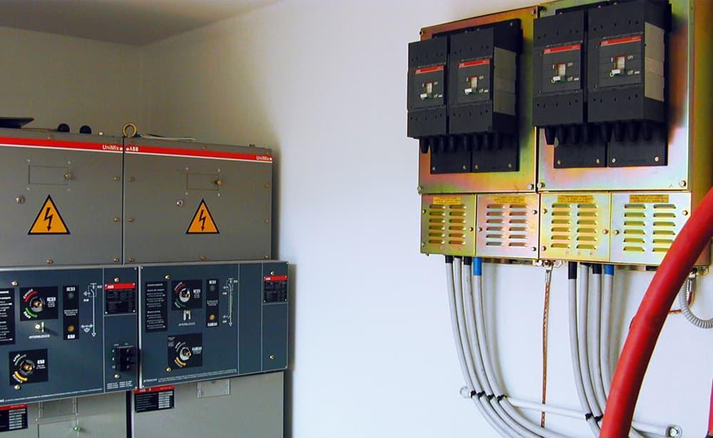 cabine elettriche enel