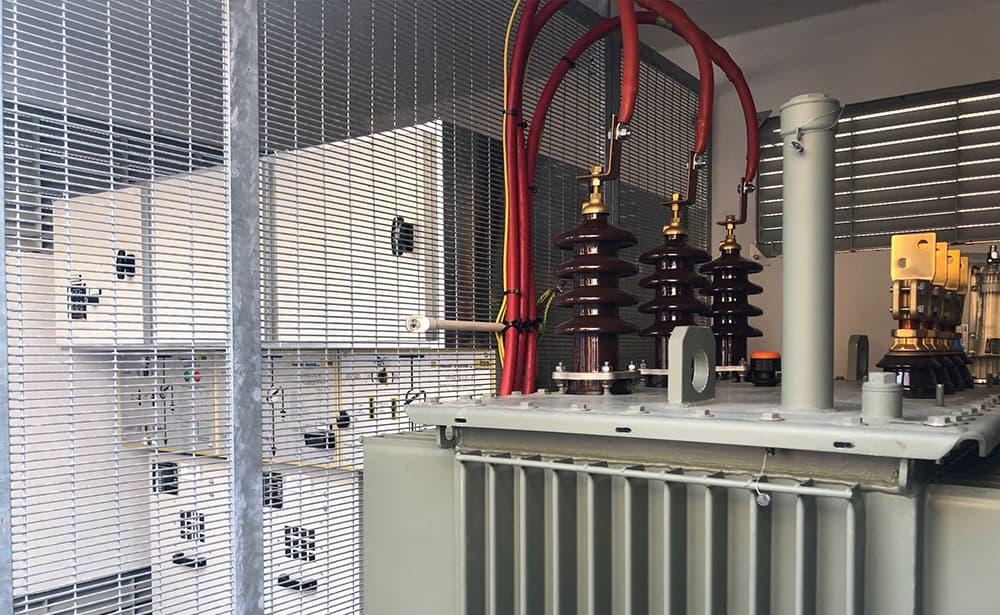 cabine elettriche mt/bt