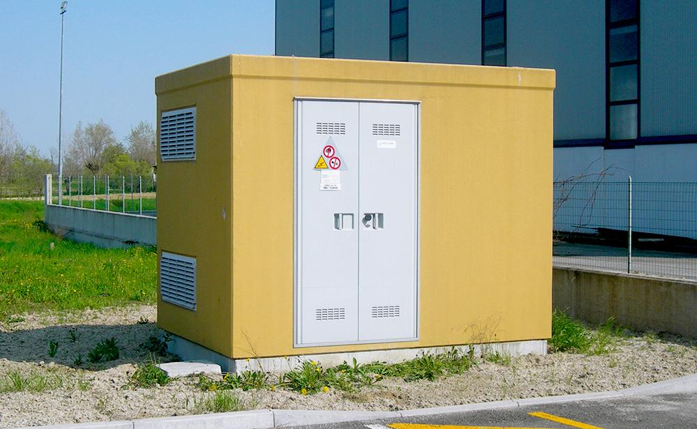 cabine elettriche ENEL DG2081