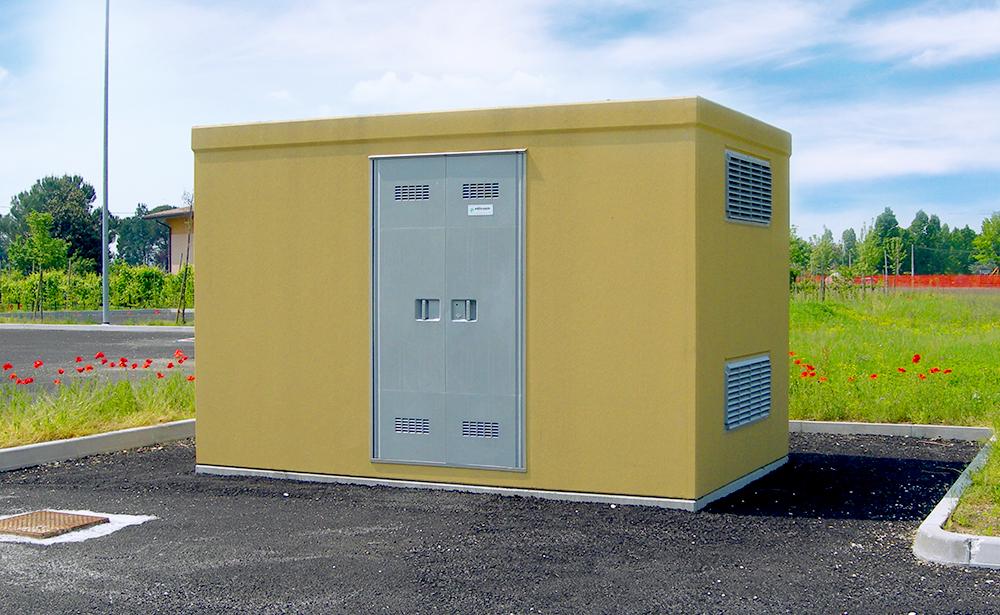 Cabine elettriche ENEL DG2061 Ed. 6