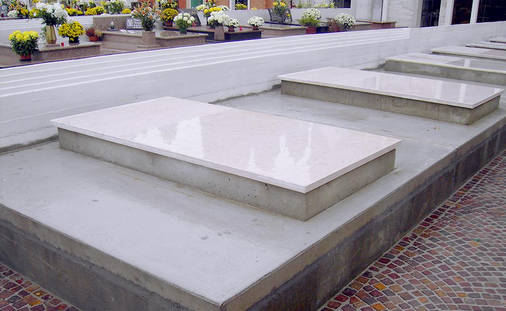 tombe di famiglia a terra   Edilceem