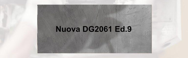 nuova dg2061 Ed.9