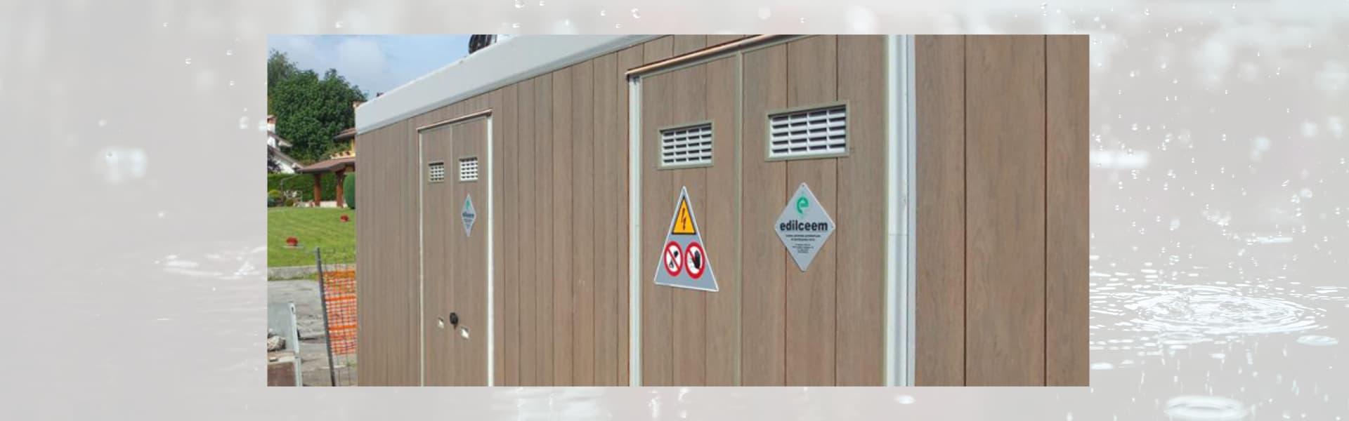 cabine elettrica Feltre